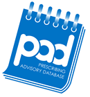 PAD - Prescribing Advisory Database